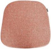 Nolon universeel zitkussen - Vierkant - Terracotta rood