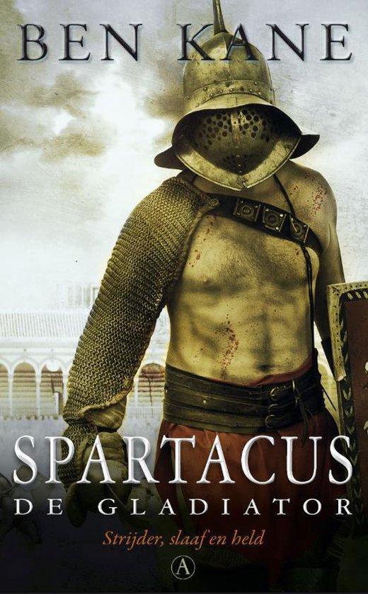 Spartacus De gladiator - Ben Kane   Readingchampions.org.uk