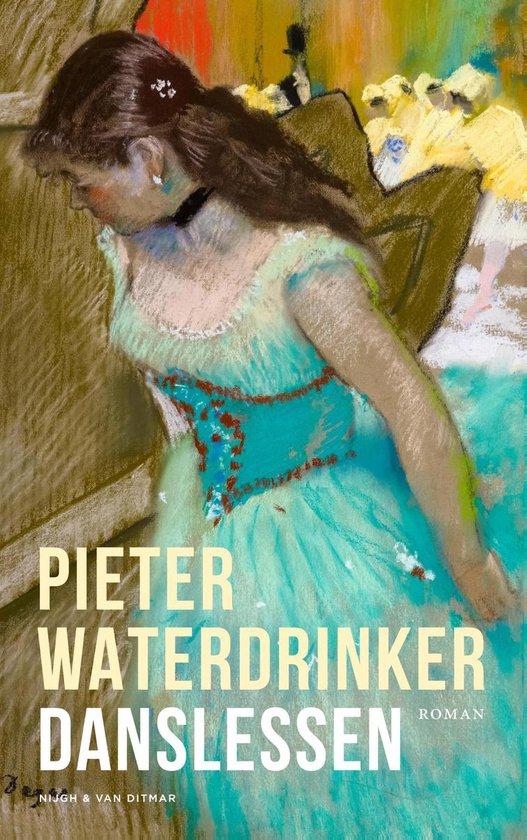 Boek cover Danslessen van Pieter Waterdrinker (Hardcover)