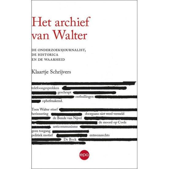 Het archief van Walter - Klaartje Schrijvers   Fthsonline.com