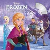 Boek cover Gouden Boekjes - Frozen van Disney (Hardcover)