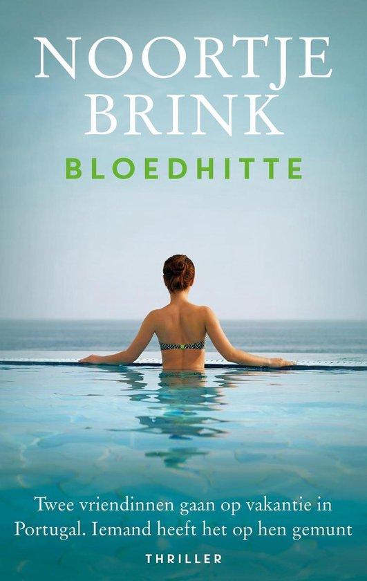 Boek cover Bloedhitte van Noortje Brink (Onbekend)