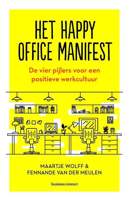 Het Happy Office manifest - Maartje Wolff-Jansen   Fthsonline.com