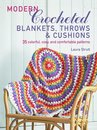 Afbeelding van Modern Crocheted Blankets, Throws and Cushions (UK)