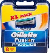Gillette Fusion ProGlide Scheermesjes - 8st.
