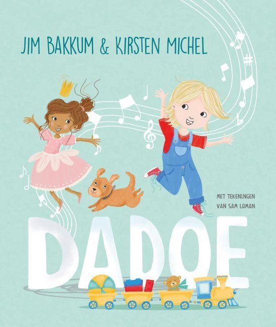 Boek cover Dadoe van Jim Bakkum (Hardcover)
