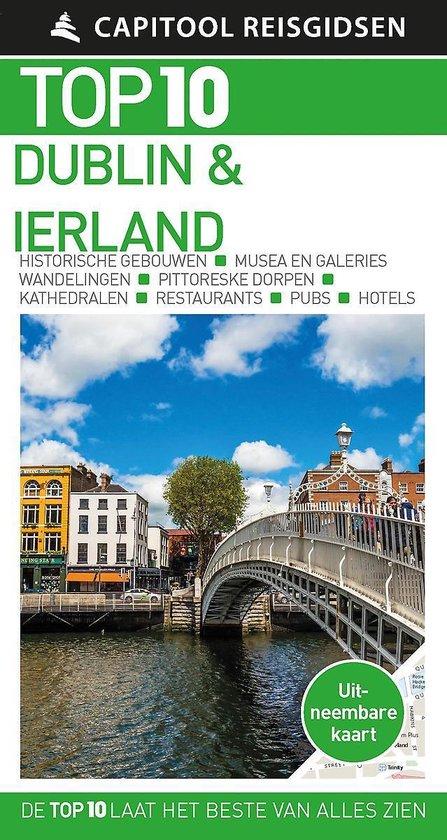 Capitool Reisgids Top 10 Dublin & Ierland