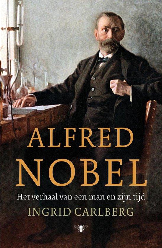 Boek cover Alfred Nobel van Ingrid Carlberg (Hardcover)