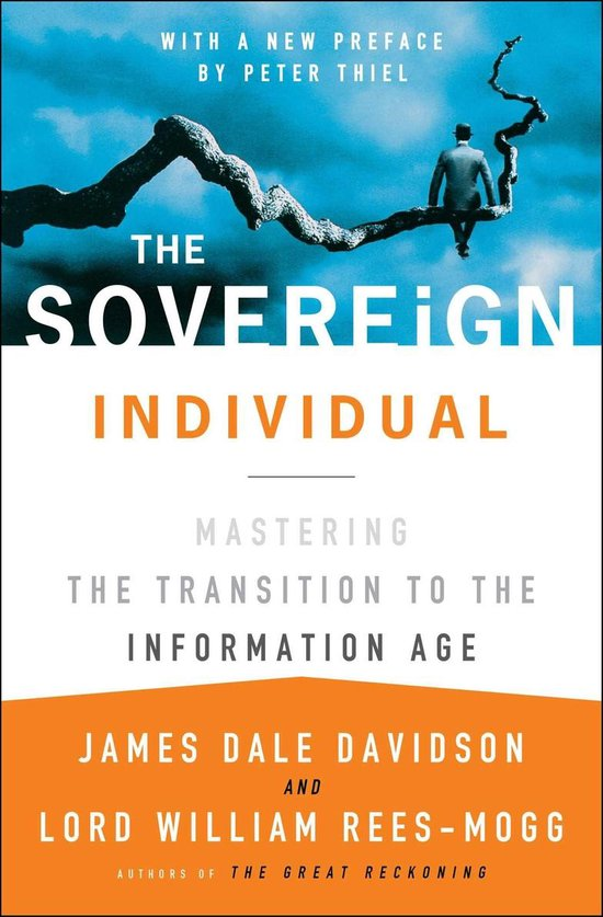 Boek cover The Sovereign Individual van James Dale Davidson (Onbekend)