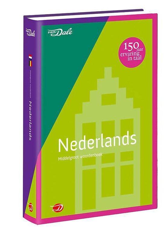 Van Dale Middelgroot woordenboek Nederlands - none   Fthsonline.com