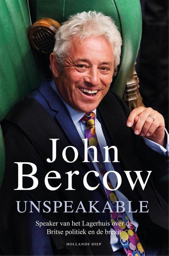Unspeakable - John Bercow |