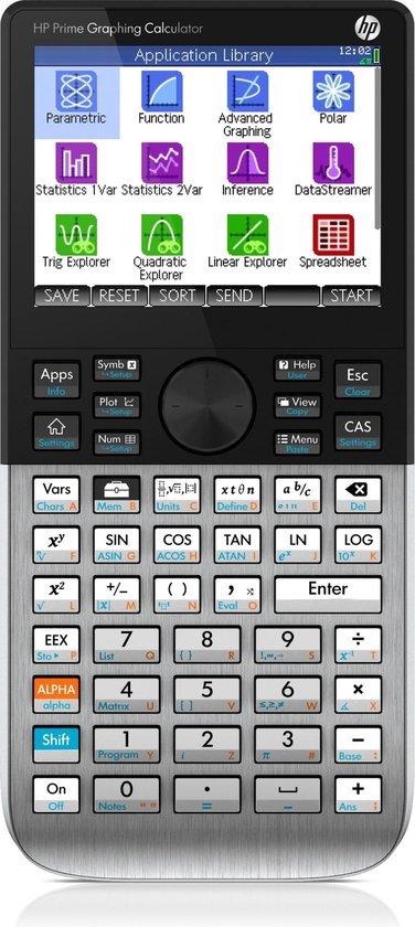Afbeelding van HP Prime Graphing Calculator G2