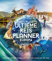 Boek cover Lonely Planets Ultieme Reisplanner Europa van Lonely Planet (Hardcover)