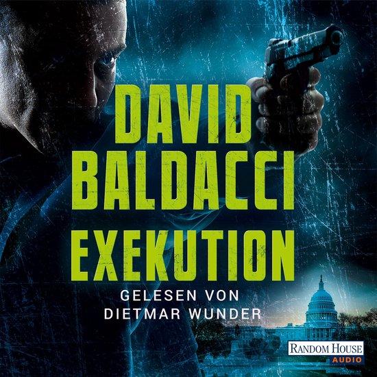 Omslag van Exekution