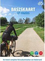 Basiskaart LF-routes