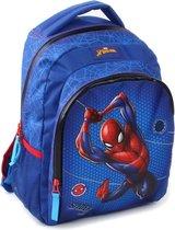 Spider-Man Protector Large Kinderrugzak - 17,9 l - Blauw