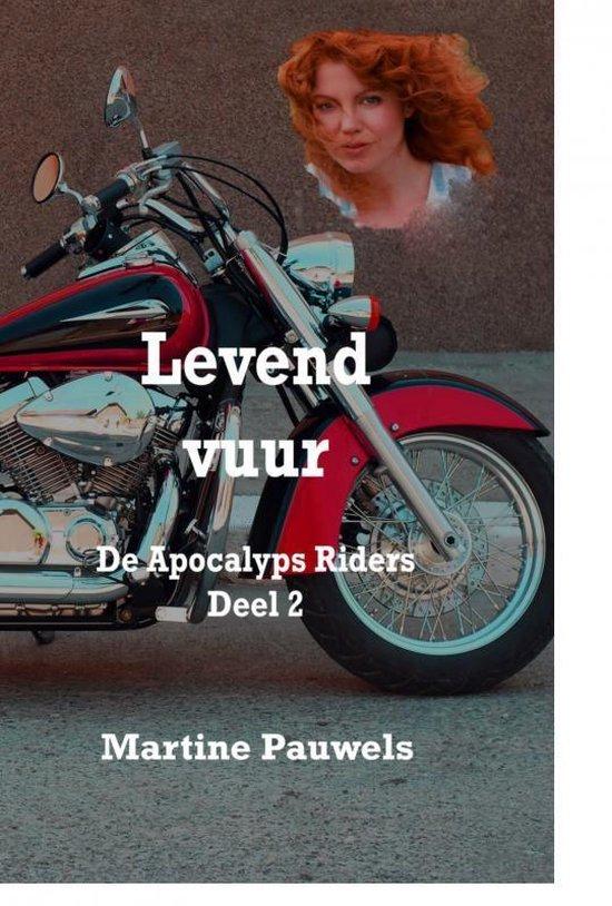 Levend vuur - Martine Pauwels  