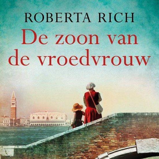 De zoon van de vroedvrouw - Roberta Rich |