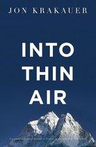 Boek cover Into Thin Air van Jon Krakauer (Paperback)