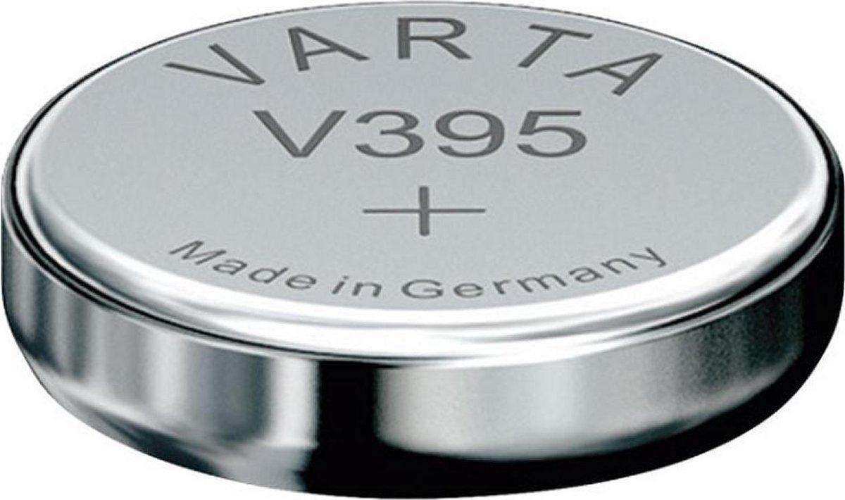 Varta 00394101401 Wegwerpbatterij SR45 Zilver-oxide (S) - Varta