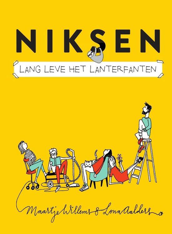 Boek cover Niksen van Maartje Willems (Onbekend)