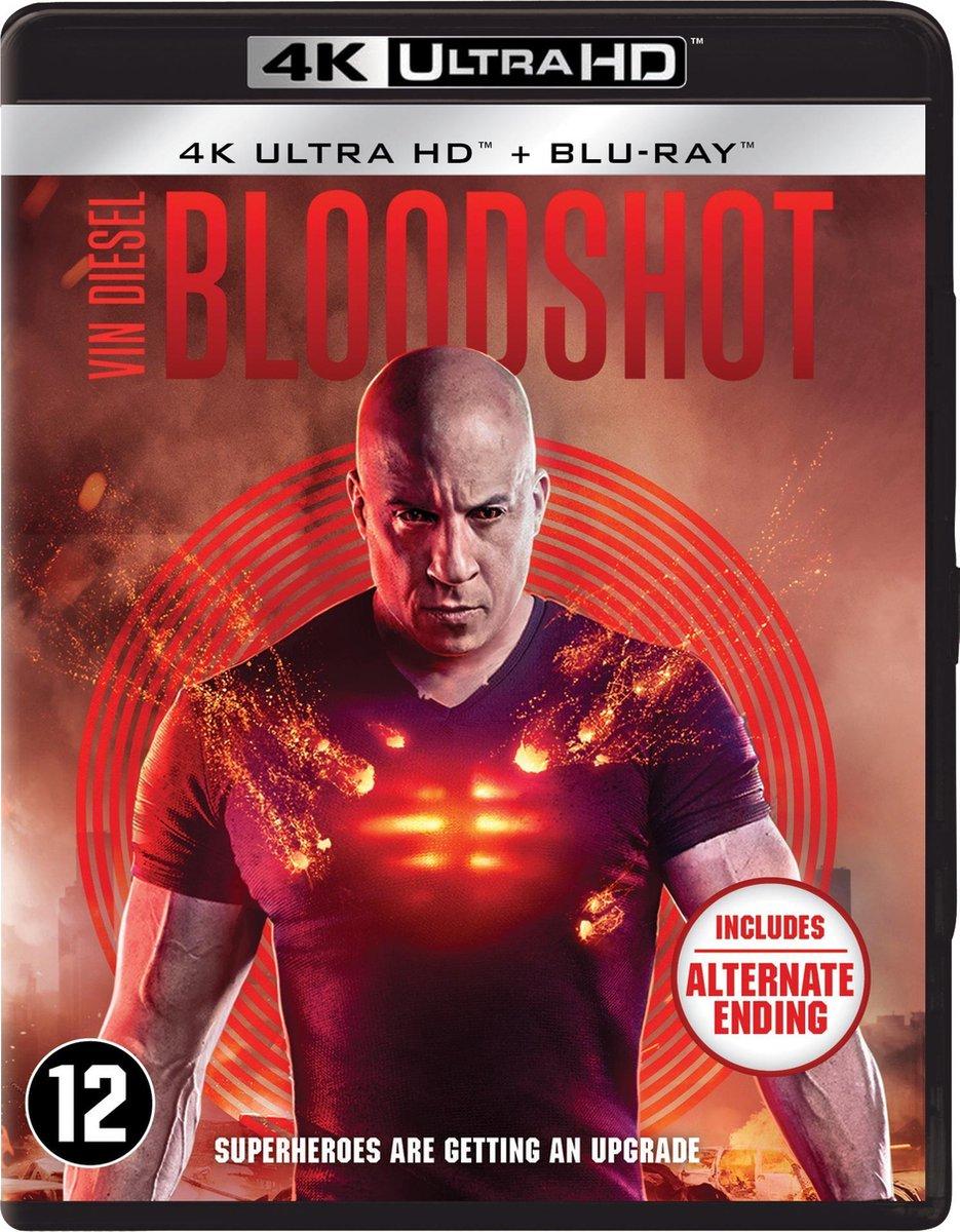 Bloodshot (4K Ultra HD Blu-ray)-