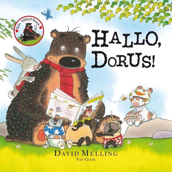 Dorus - Hallo Dorus! - David Melling |