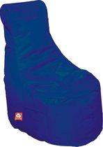 Whoober Zitzak stoel Nice outdoor kobalt blauw - Wasbaar - Geschikt voor buiten