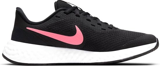 Nike Nike revolution 5 GS Zwart Kinderen maat 36,5