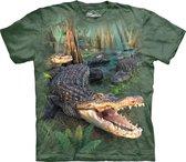 The Mountain KIDS T-shirt Gator Parade Unisex T-shirt M