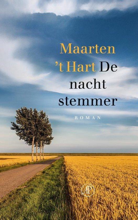 De nachtstemmer - Maarten 't Hart |