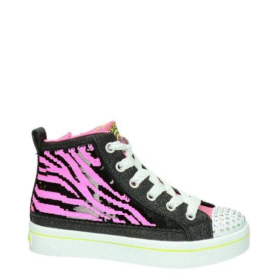 Skechers Meisjes Sneaker - Zwart Maat 32 KHFssx