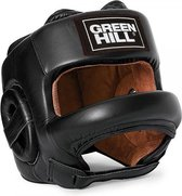 Green Hill Head Guard CASTLE Black