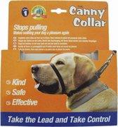 Canny Collar Zwart NR 1 23-28 cm