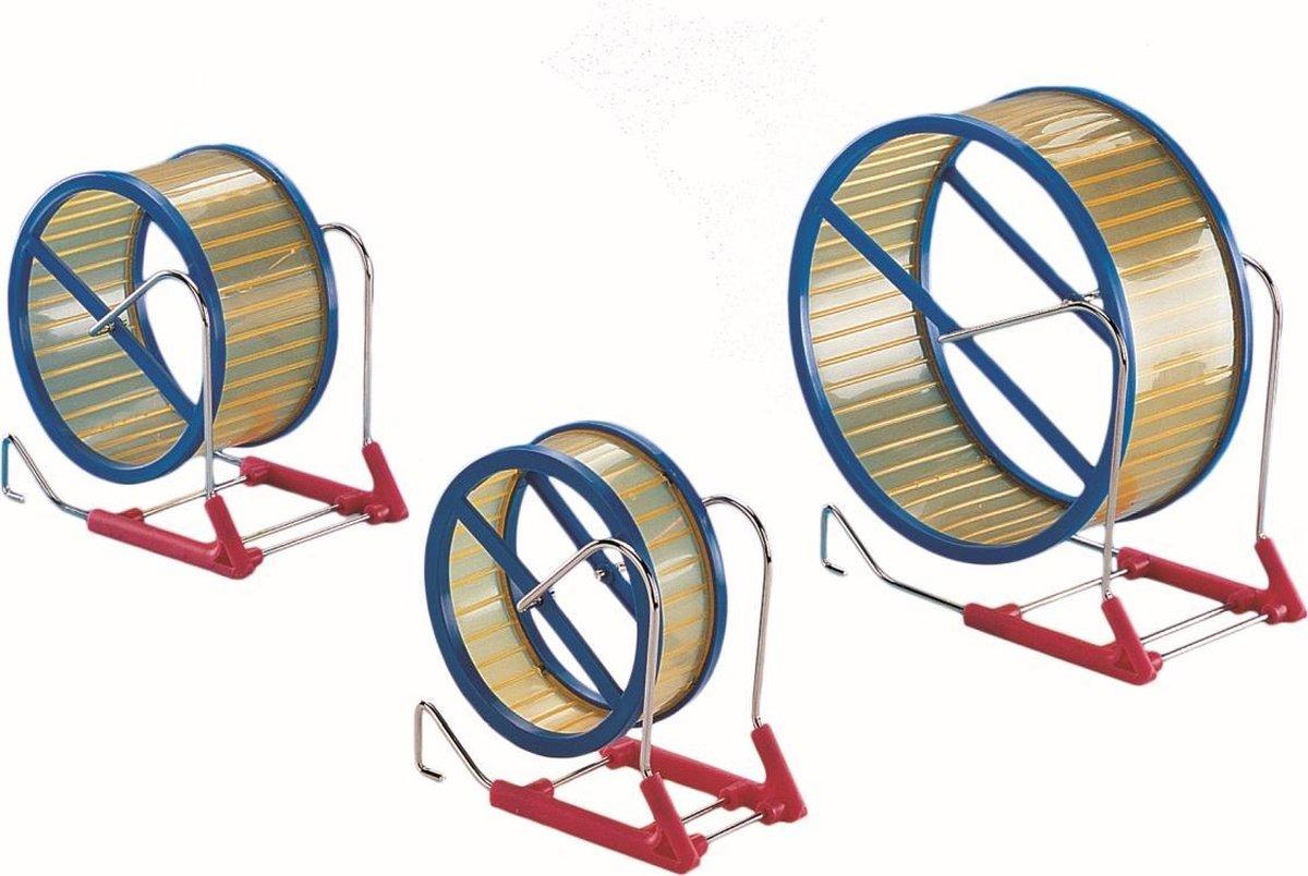 Nobby hamstermolen kunststof 12 cm - Nobby