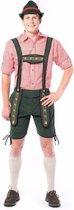 Oktoberfest - Voordelige Oktoberfest lederhose voor heren - bierfeest kleding