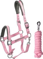 Paardenpraattv Halsterset Paardenpraat By Ej Vito - Light Pink - full