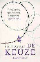 Boek cover De keuze van edith eger (Hardcover)