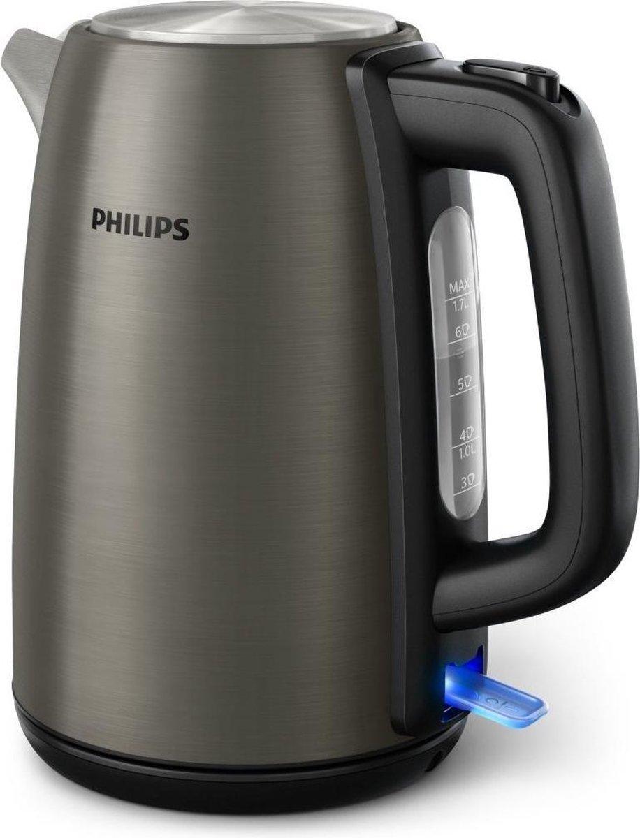 | Philips HD935280 Waterkoker 1.7L 2200W RVSTitanium