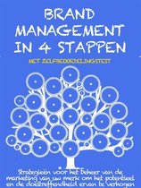 Brand management in 4 stappen
