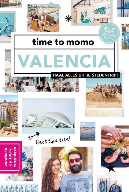 Boek cover Time to momo  -   Valencia van Fleur van de Put (Paperback)