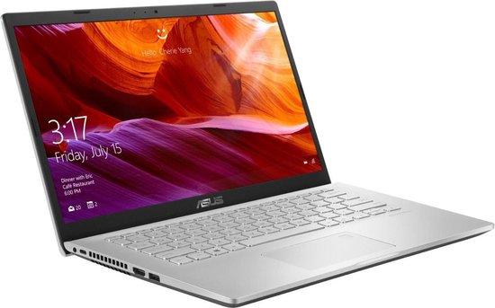 ASUS X409JA-EK025T Notebook Zilver 35,6 cm (14'') 1920 x 1080 Pixels Intel® 10de generatie Core™ i5 8 GB 512 GB SSD Wi-Fi 5 (802.11ac) Windows 10 Home