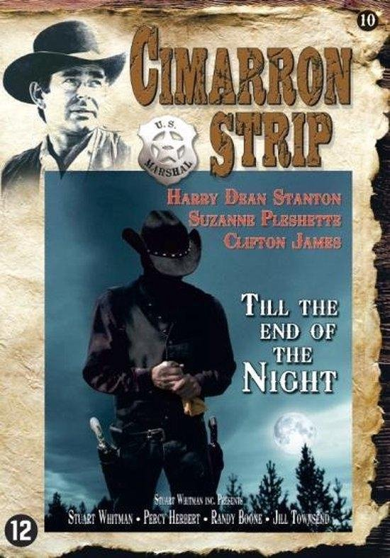Cover van de film 'Cimarron Strip - Till The End Of The Night'