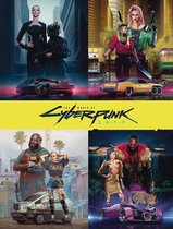 THE WORLD OF CYBERPUNK 2077 H,