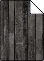 ESTAhome A4 staal van behang sloophout zwart - 138815 - 21 x 26 cm