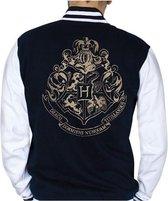 HARRY POTTER - Jacket - Hogwarts Men navy/white