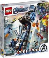 LEGO Marvel Avengers Torengevecht - 76166