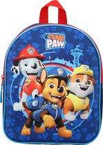 Paw Patrol Pawsitive (3D) Kinderrugzak 3D - 9,2 l - Navy Blauw