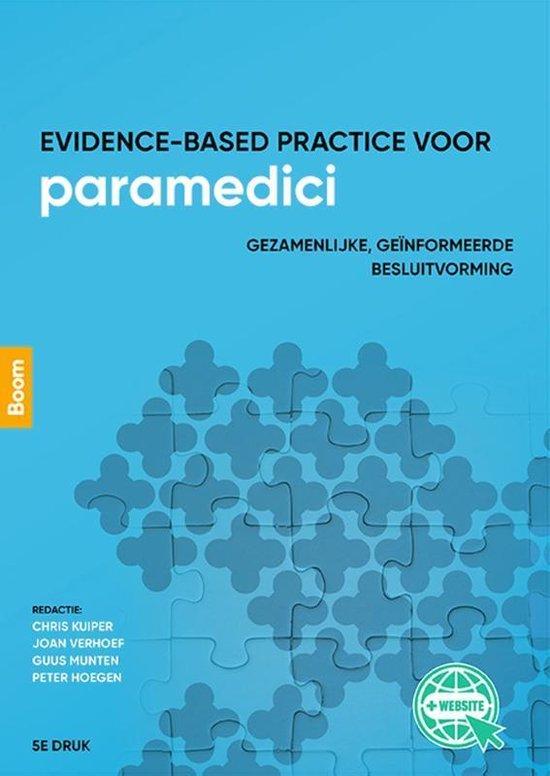 Evidence-based practice voor paramedici - Chris Kuiper  