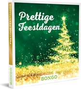Bongo Bon Nederland - Prettige Feestdagen Cadeaubon - Cadeaukaart cadeau voor man of vrouw | 6145 activiteiten: logeren, dineren, relaxen of dagje uit